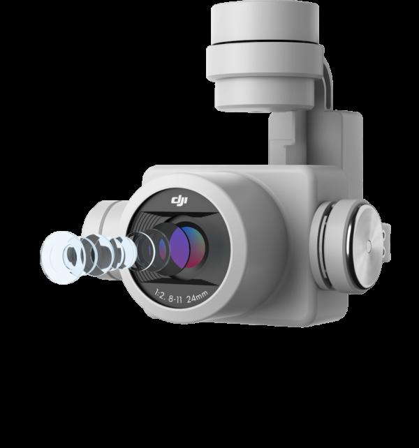 Phantom 4 Pro V2.0 cámara