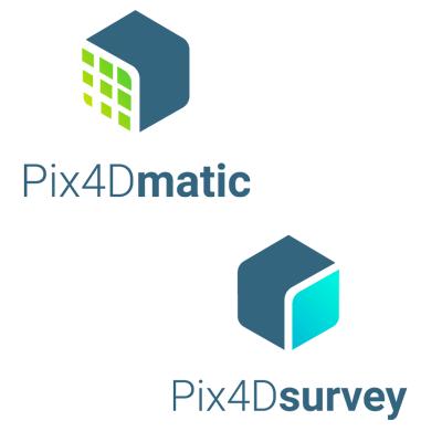 PIX4Dmatic-&-PIX4D-survey