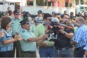 Noticia de la adquisición de nuestros drones en Bolivia
