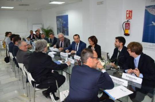 Málaga tercer polo aeronáutico en Andalucía junto al eje Sevilla-Cádiz