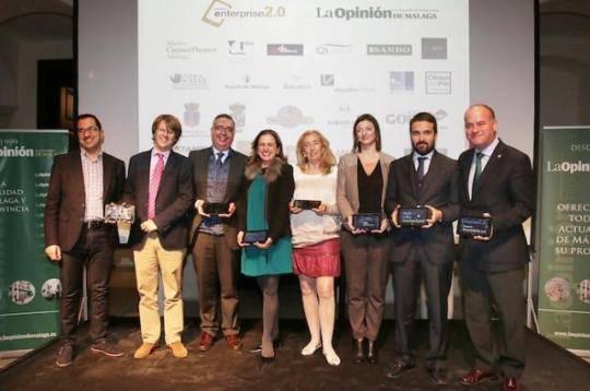 ATyges ganador de los Premios Enterprise 2.0