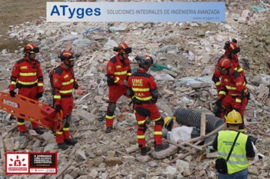 ATyges participa en el ejercicio múltiple de emergencias