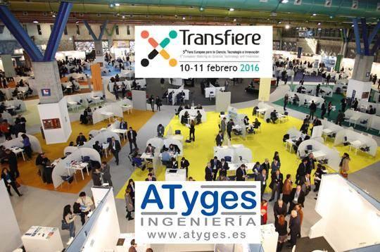 ATyges participa en el Foro Transfiere 2016